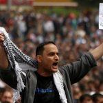 الغضب يعم الأراضي الفلسطينية عقب إعلان ترامب نيته نقل السفارة للقدس