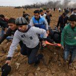 شهيدان فلسطينيان في قصف إسرائيلي شمال غزة