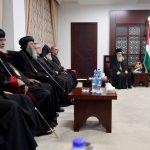 عباس: قرار ترامب ينفي تاريخ المسلمين والمسيحيين في القدس