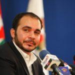 الأمير علي بن الحسين يطالب الاحتلال بالإفراج عن الطفلة عهد التميمي