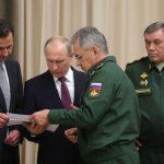 بوتين يأمر خلال زيارة لسوريا ببدء سحب القوات الروسية