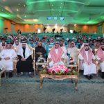 مدير جامعة الملك خالد يفتتح المهرجان المسرحي الأول للجامعات السعودية