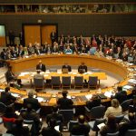 فلسطين ومصر والكويت والأردن تسعى لقرار يدين واشنطن في مجلس الأمن