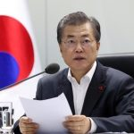 رئيسا كوريا الجنوبية والصين يجريان محادثات بشأن بيونجيانج في قمة بكين