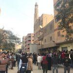 مصر.. ارتفاع حصيلة ضحايا الهجوم على كنيسة حلوان إلى 9 شهداء