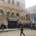 مصر.. حبس المتهم بقتل 11 شخصا في هجوم على كنيسة حلوان