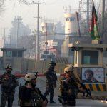مقتل عشرات من أفراد الشرطة في هجوم لطالبان بغرب أفغانستان