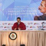 رئيس فنزويلا: إرهابيون سرقوا أسلحة من وحدة عسكرية