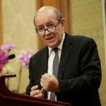 فرنسا تحث تركيا على ضبط النفس في عمليتها بسوريا
