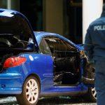 رجل يقتحم مقر حزب ألماني بسيارته والشرطة تعتبره محاولة انتحار