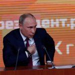 بوتين: روسيا لن تخوض سباق تسلح مع أمريكا