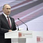بوتين: أمريكا تتجاهل معلومات روسية عن مقاتلين سوريين يسافرون للعراق