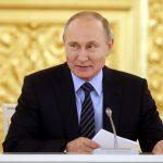 بوتين يتهم أمريكا بالتخطيط للانسحاب من معاهدة الأسلحة النووية