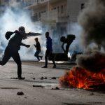 إصابة فلسطينيان في مسيرة سلمية منددة بقرار ترامب في قرية النبي صالح