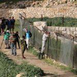 مستوطنون يقتحمون برك سليمان السياحية في بيت لحم