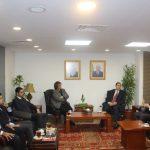 وفد برلماني مصري يؤكد على عروبة القدس ورفضه للقرار الأمريكي