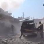 فيديو| سوريا تعترض قصفا إسرائيليا على مركز للبحوث العلمية في دمشق