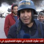 فيديو  مراسل «الغد»: إصابة العشرات في مواجهات مع الاحتلال بمدينة البيرة