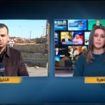 فيديو  مراسل الغد: الاحتلال يرفع حالة التأهب القصوى في الخليل