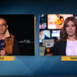 فيديو| مراسل «الغد»: شهيد و25 مصابا جراء الغارات الإسرائيلية على غزة