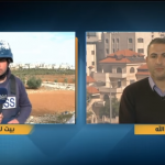 فيديو  مراسلا الغد: الاحتلال الإسرائيلي يقتحم بلدة نقوع ويطلق الرصاص الحي على المتظاهرين