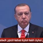 أول تصريح لأردوغان خلال القمة الطارئة لمنظمة التعاون الإسلامي بشأن القدس