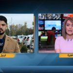 فيديو| مراسل الغد: استقالة رئيس برلمان إقليم كردستان العراق