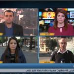 فيديو| مراسلو الغد: تشييع جثامين شهداء جمعة الغضب الثانية فى فلسطين