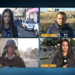 فيديو  الاحتلال يعتدي بوحشية على فتاة فلسطينية في باب العامود بالقدس