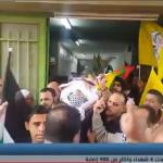 فيديو| الفلسطينيون يشيعون شهداء الجمعة في القدس والخليل وغزة
