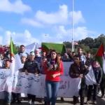فيديو| مظاهرات حاشدة بالجزائر انتصارا للقدس