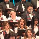 فيديو  احتفالات دار الأوبرا المصرية بأعياد الكريسماس