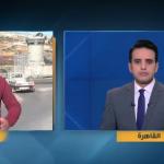 فيديو| مراسل الغد: مواجهات عند مخيم العروب شمال الخليل بين الفلسطينيين وقوات الاحتلال