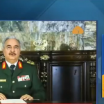 فيديو| محلل: كلمة حفتر تشير إلى موافقة الجيش الضمنية لإجراء الانتخابات الليبية