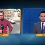 فيديو| «مراسل الغد»: مواجهات بين الفلسطينيين وقوات الاحتلال شمال الخليل