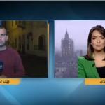 فيديو  «مراسل الغد»:  3431 مصاب في مواجهات الضفة والقدس وغزة منذ قرار ترامب