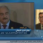 فيديو| مبعوث الجامعة العربية: اتفاق الصخيرات ليس «قرآن» وإلغاه حفتر لعدم وجود جديد