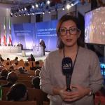 فيديو  شخصيات عربية وغربية تحضر مؤتمر أصدقاء إيران في باريس