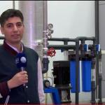 فيديو  تقنية جديدة لتحلية المياه في مصر