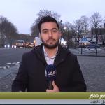 فيديو| أجواء احتفالات «عيد الميلاد» في شوارع باريس