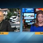 فيديو| البطريرك ميشيل صباح: القدس فلسطينية والقرارات لا تغير الحقيقة