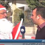 فيديو| عضو المجلس الثوري لفتح: الاحتلال حول أعياد الميلاد إلى اعتداءات