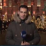 فيديو| مراسل «الغد» في موسكو يرصد أجواء الاحتفالات برأس السنة