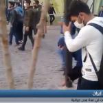 فيديو| استمرار الاحتجاجات الشعبية في عدة مدن إيرانية