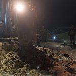 الاحتلال يدمر نفقا لحماس على الحدود مع غزة
