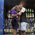 صورة عائلية مصرية تسدل الستار على ختام بطولة العالم للإسكواش