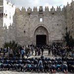 الاحتلال يعتقل 20 مواطنا بالقدس.. والتوتر يسود المدينة