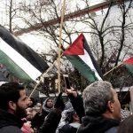 استمرار المظاهرات في عدة مدن أوروبية ضد قرار ترامب بنقل السفارة