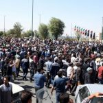 اعتقال 40 شخصا خلال احتجاجات بمدينة يزد الإيرانية