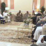 الشيخ سلطان بن سحيم يستضيف اجتماع آل ثاني لإنقاذ قطر